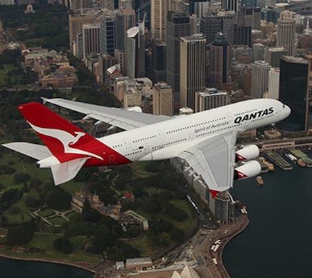Qantas copy