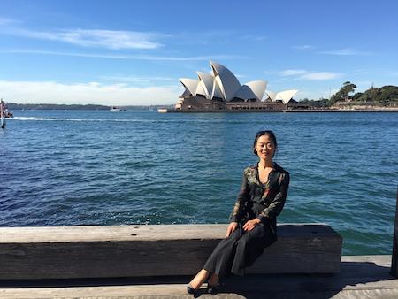 Founder Emily Cai