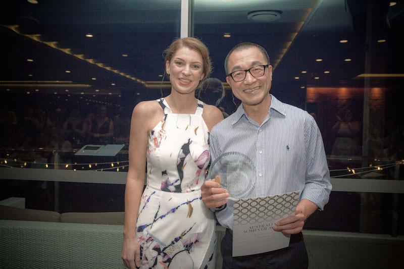 Scenic awards