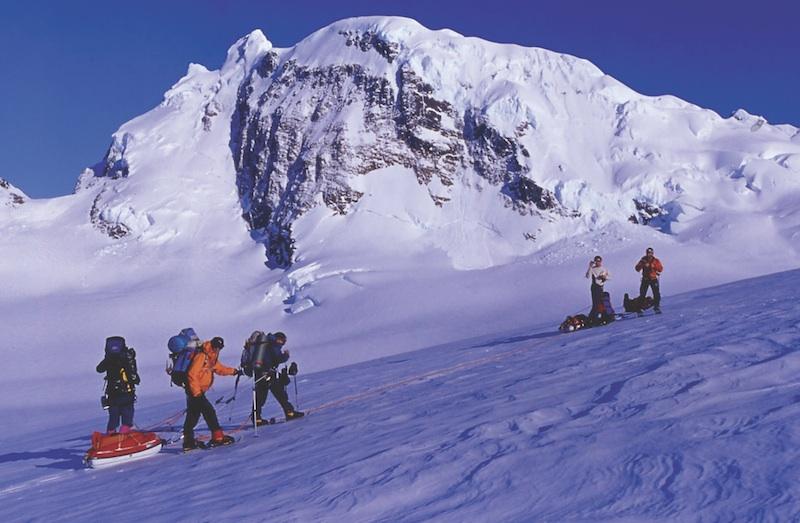 Monte San Valentin, Chile-Patagonia