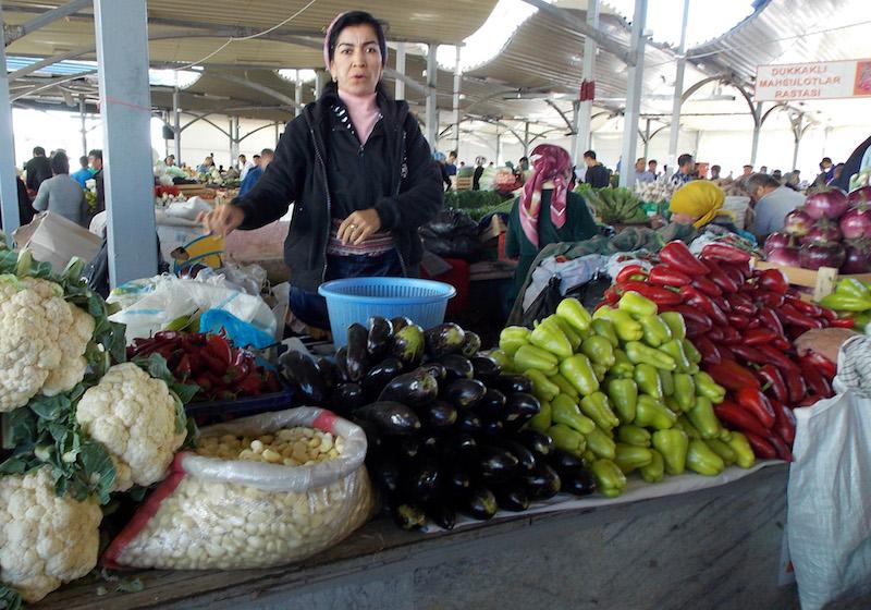 Market Tashkent