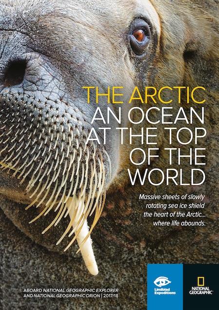 Lindblad Expeditions 2018 Arctic Brochure