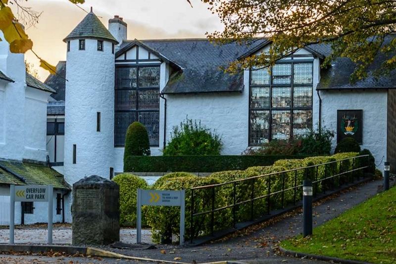 Gordone Highlanders Museum Aberdeen
