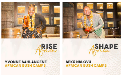 African Bush Camp We Are Africa award winners
