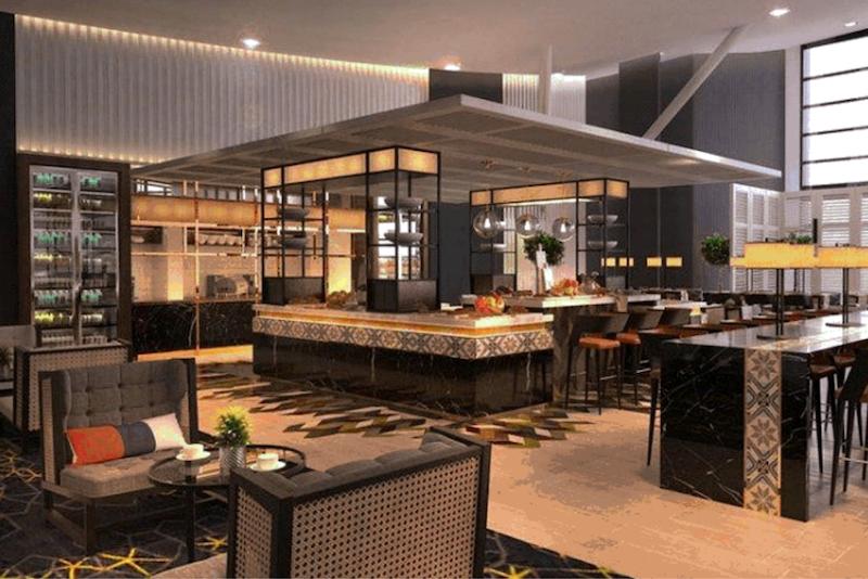 MAS KLIA Lounge