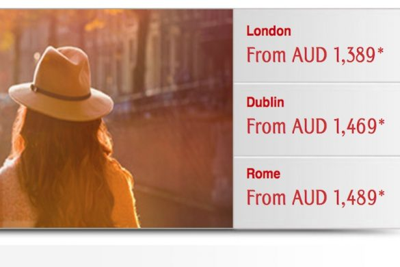 Emirates Europe sale