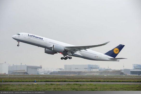 Lufthansa Airbus A350_900