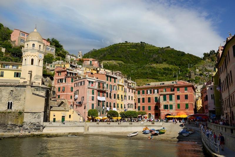 Cinque Terre village Italy - Insight Vacations