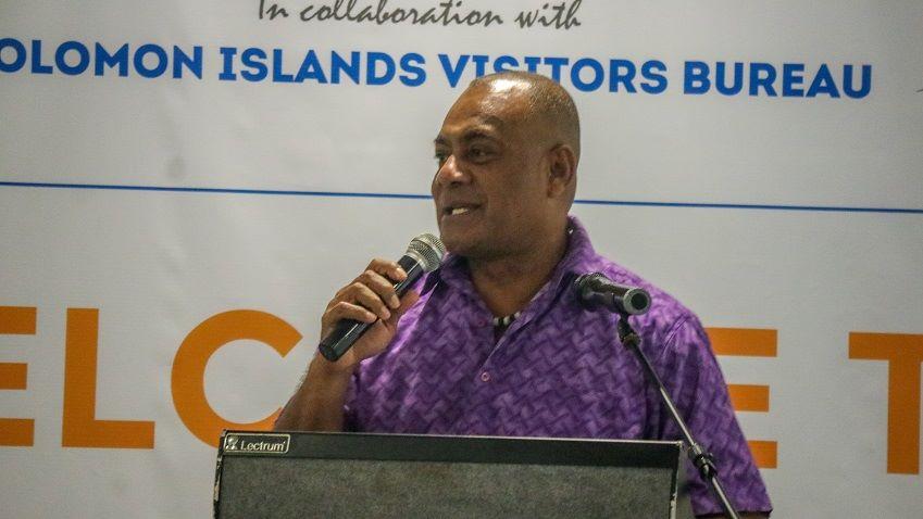 Solomon Islands Tourism Josefa Tuamoto