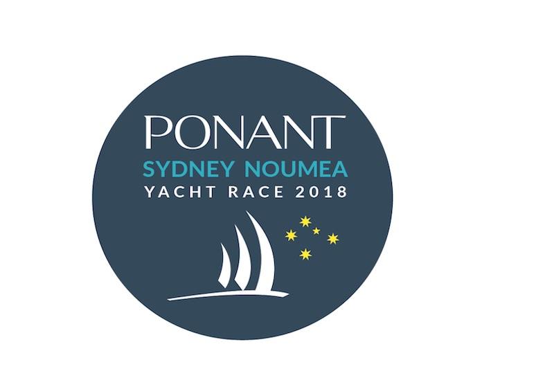 PONANT Sydney Noumea Yacht Race logo