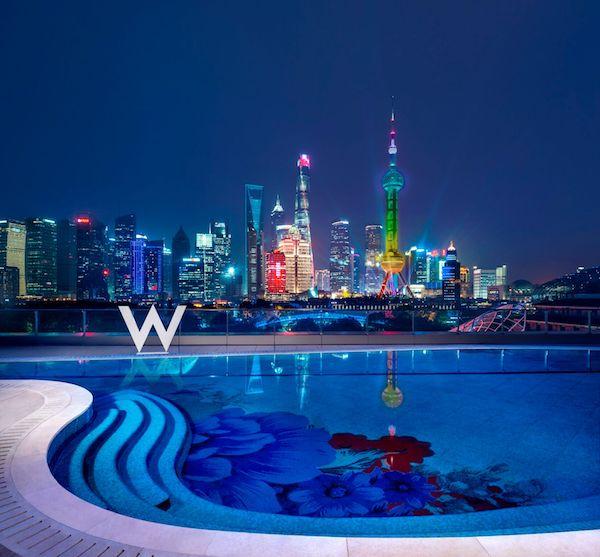 W Shanghai - The Bund_Wet Deck