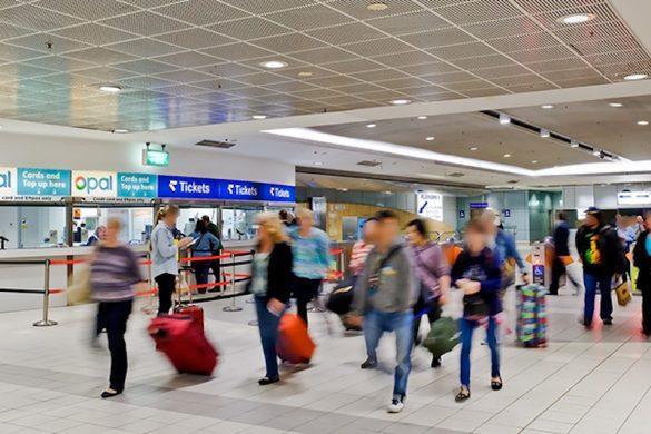 Sydney Domestic Terminal 1