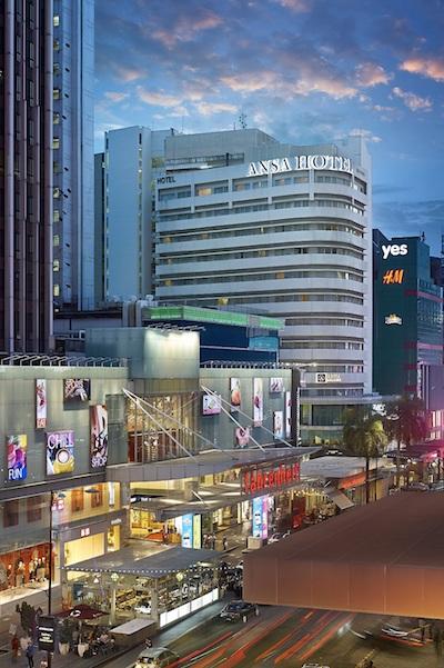 ANSA Kuala Lumpur on Bukit Bintang Road