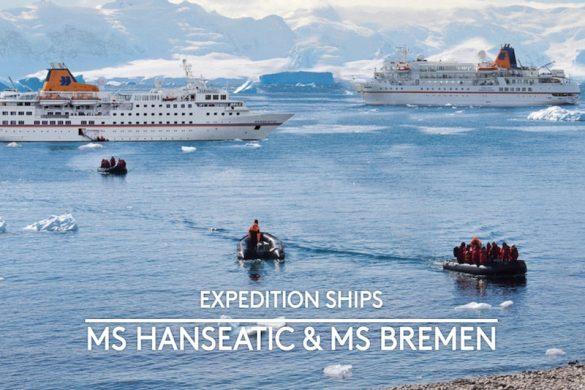 MS Hanseatic and MS Bremen