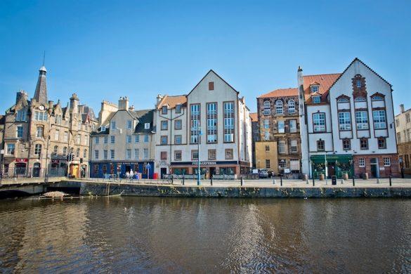 Leith Edinburgh visitscotland dot com