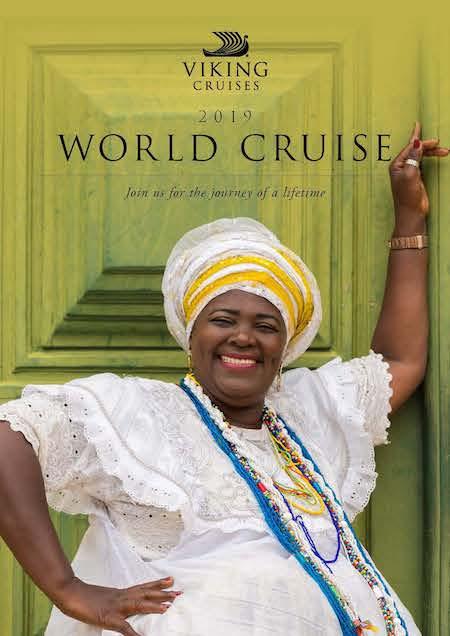 World Cruise brochure cover