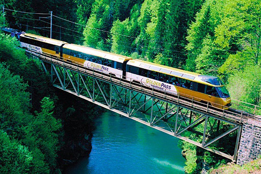 Rail Europe Summer