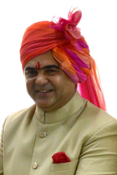 Shri. Jaykumar Rawal, Hon'ble Minister of Tourism & Employment Guarantee Scheme, Government of Maharashtra