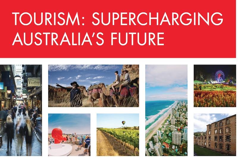 Tourism Supercharging Australia's future