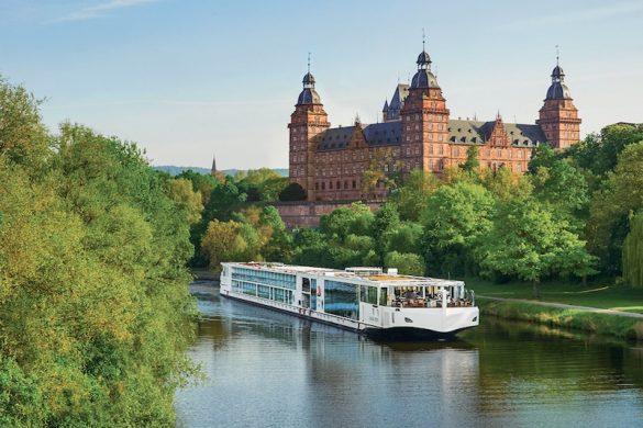Viking River Cruises - longship