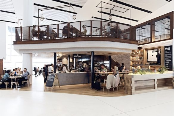 Kitchen by Mike at Sydney Airport wins Casual Dining Restuarant of the Year at 2018 FAB Awards