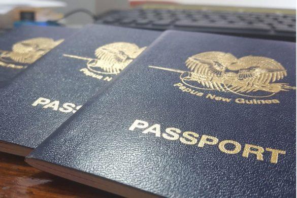 PNG passport