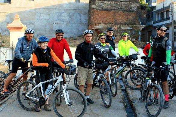 Grashopper Adventures cycling tour of Rajasthan