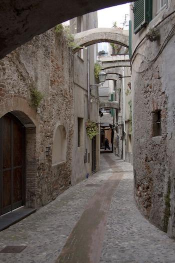 Albenga's Medieval Quarter